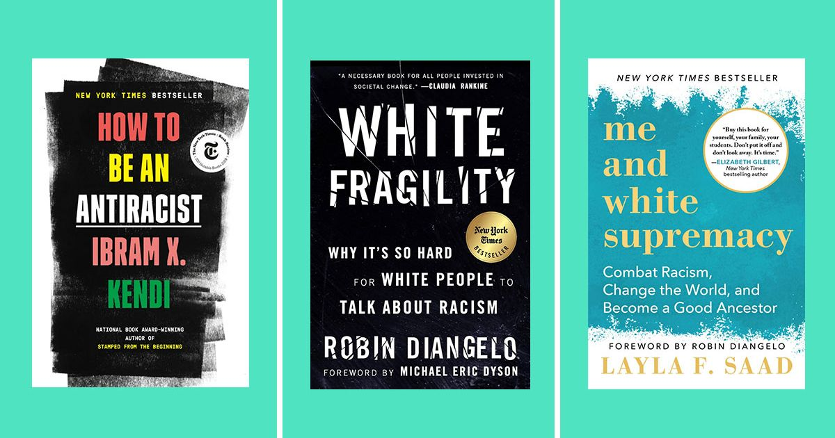 An Anti-Racist Reading List for Adults and Children