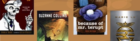 Like These Books? Then Join the Battle of the Books!