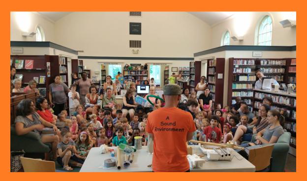 For Summer Fun, Join the Summer Reading Program!