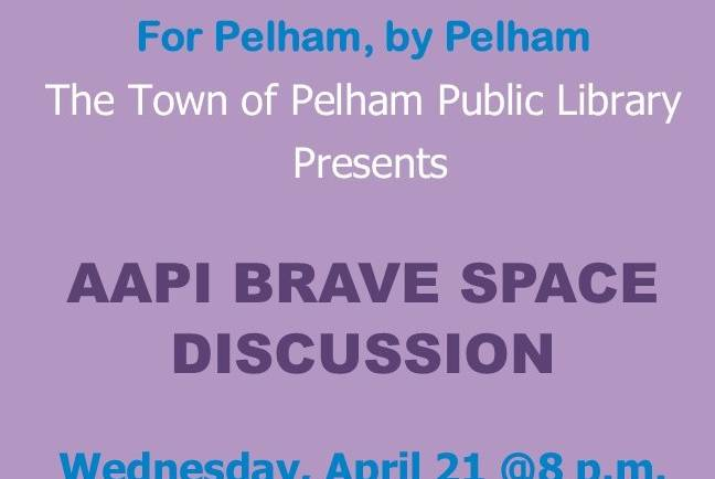 Pelham Perspectives: An Asian-American Pacific Islander (AAPI) Discussion