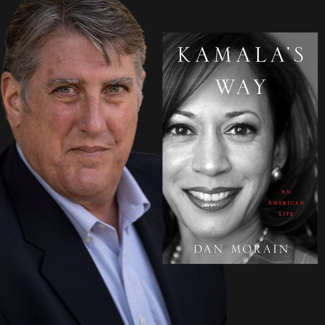 The Library Hosts a Talk with the Author of New Kamala Harris Biography