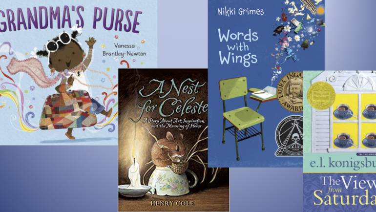 See What the Elementary School-Aged Book Clubs Will Read in February!
