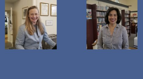 Meet the Staff: Clerk Ruth Konigsberg and Bookkeeper Gail Vidales