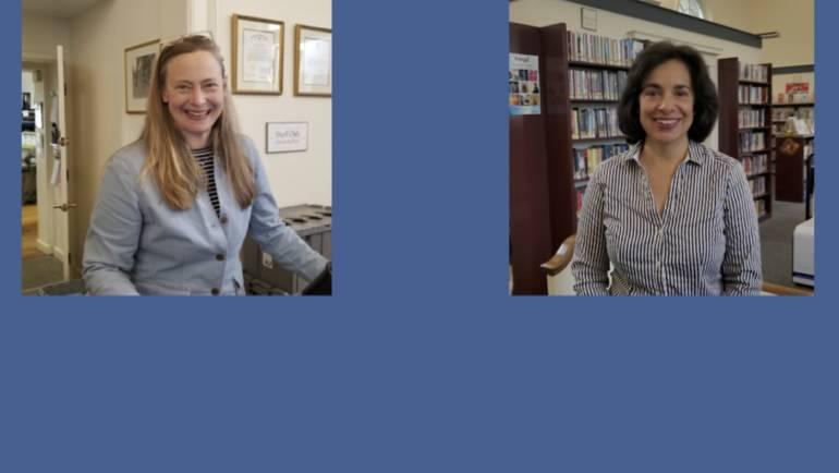 Meet the Staff: Clerk Ruth Konigsberg and Bookkeeper Gail Vidales