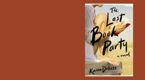 July 9: Book Launch – The Last Book Party by Pelham's Karen Dukess