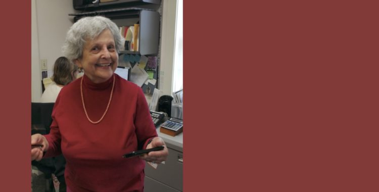 In Memory of Our Children's Librarian, Lilly Hecker