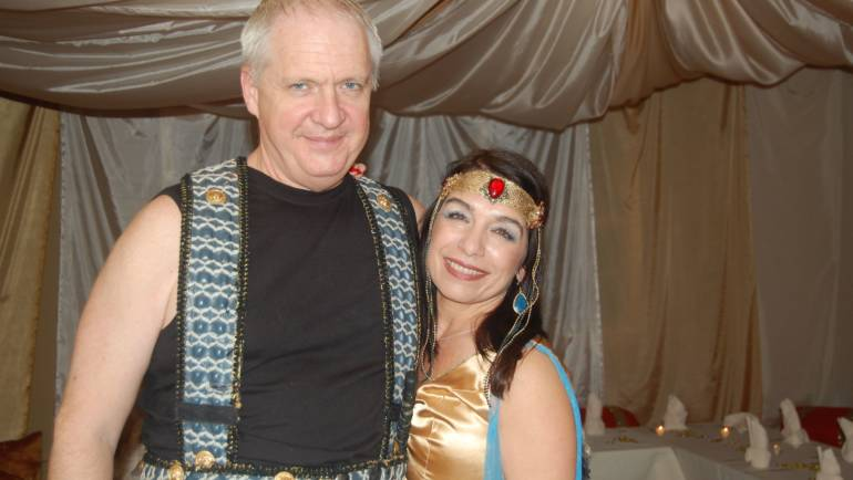 October 2014 Bookmark: Once Upon a Novel Night: How the Library's Major Fundraiser Began