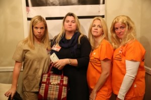Orange Is the new Black Novel Night 2014