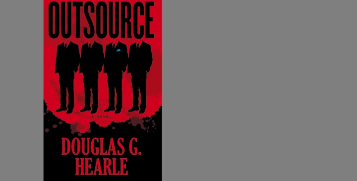 """Doug Hearle to Discuss His Novel, """"Outsource"""" on March 12"""