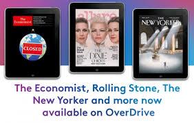 Announcing Digital Magazines!