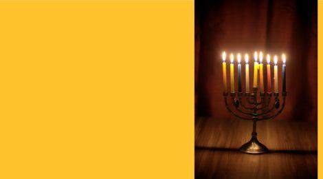 Saturday, November 10: PJ Library Friends, Stories And Songs Focuses on Hanukkah