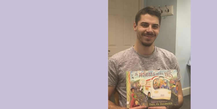 French Flair at the Library: Intern Quentin Lefour