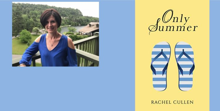 "Monday, December 3: Author Talk With Pelham's  Rachel Cullen on Her New Book -- ""Only Summer"""