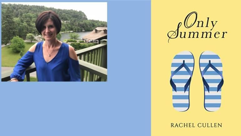 "Monday, December 3: Author Talk With Pelham's  Rachel Cullen on Her New Book — ""Only Summer"""