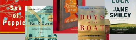 Bookmark: A Closeup of the Library's New 2nd-Friday Book Club