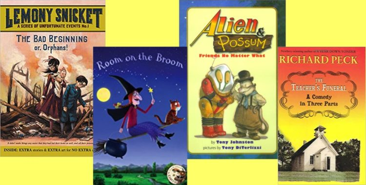 Check Out What the New Elementary School Book Clubs Are Reading in October!