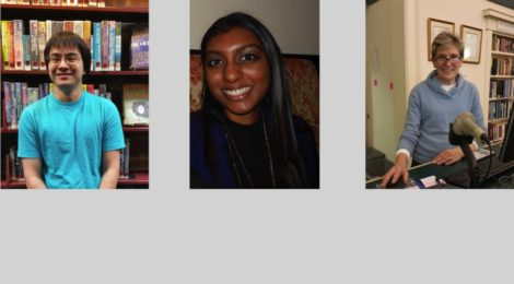 Bookmark: Meet the Library Staff, Part III