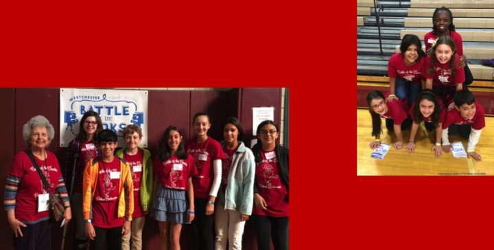 Bookmark: Library Teams Make Pelham Proud in the Battle of the Books