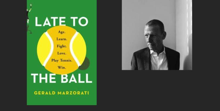 Author Talk, Gerry Marzorati, June 15