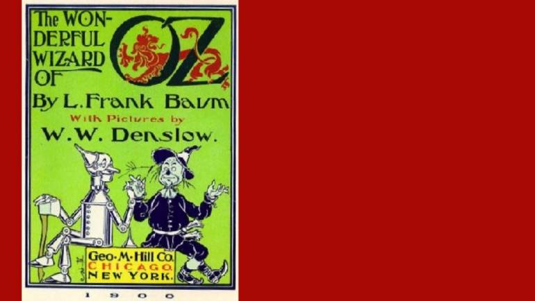 About the Book: Pelham Reads! The Wonderful Wizard of Oz