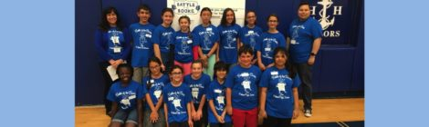 Pelham Page Turners Go to Semis in Battle of Books, by Matt Michailoff