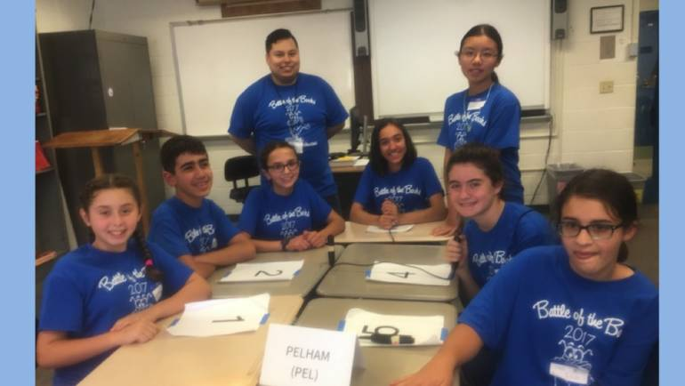 Teamwork Pays Off at Battle of the Books, by Jamie Burke