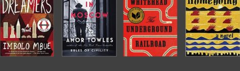 See What the Library's Book Clubs Are Reading This Year!