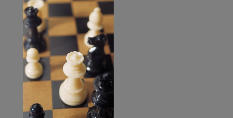 Have Fun With Chess at the Library, Starting March 5!