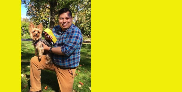 Meet (Or Re-Meet) the Staff: Youth Services Librarian Oz Coto-Chang