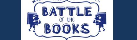 May 24: Battle of the Books (BOB) Organizational Meeting