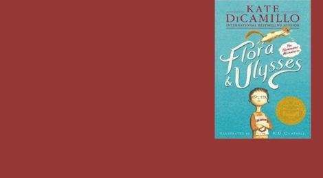 "May 24: New Third Grade Book Club Kicks Off With ""Flora & Ulysses""!"