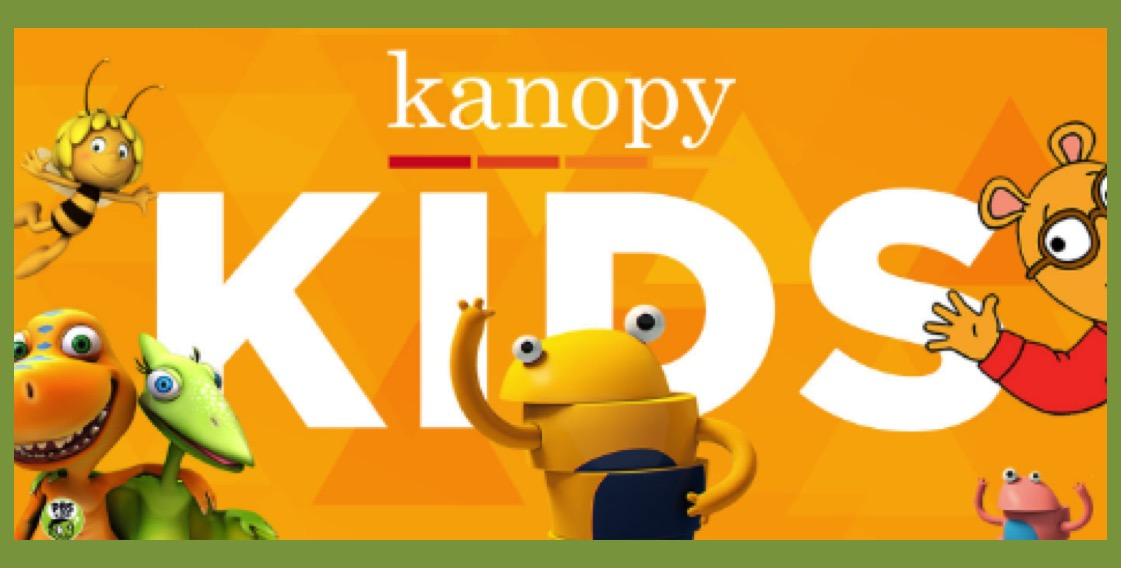 Image result for kanopy kids