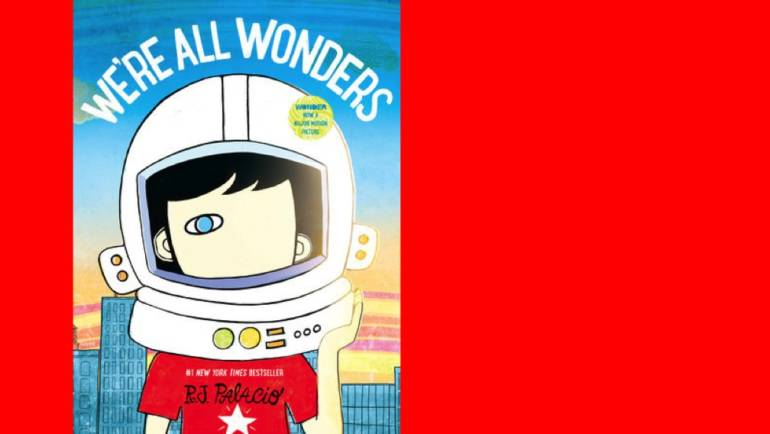 """Library Launches Second Grade Book Club; Next Selection: """"We're All Wonders"""" on June 14"""