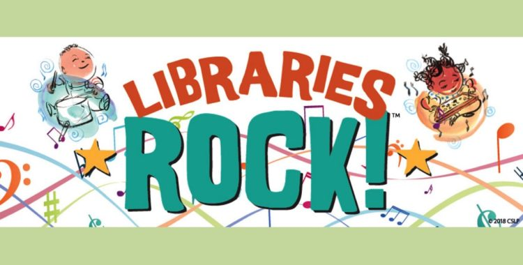 This Summer, the Summer Reading Program Proves Why Libraries Rock!