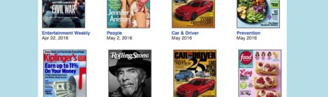Get Free Digital Magazines Via Flipster!