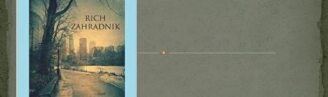 "Pelham Author Rich Zahradnik Discusses His Novel, ""Last Words,"" on Monday, November 3"
