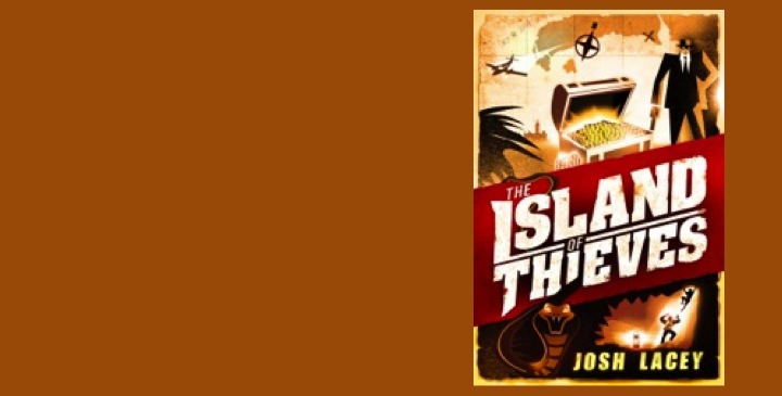 """Juvenile Fiction Book Review: """"Island of Thieves"""" by Josh Lacey"""
