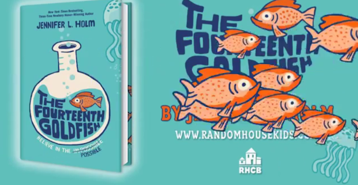 """Children's Book Review: """"The Fourteenth Goldfish"""" By Jennifer Holm"""