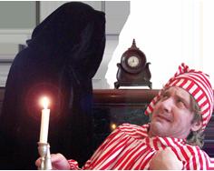 Traveling Lantern Christmas Carol 2015