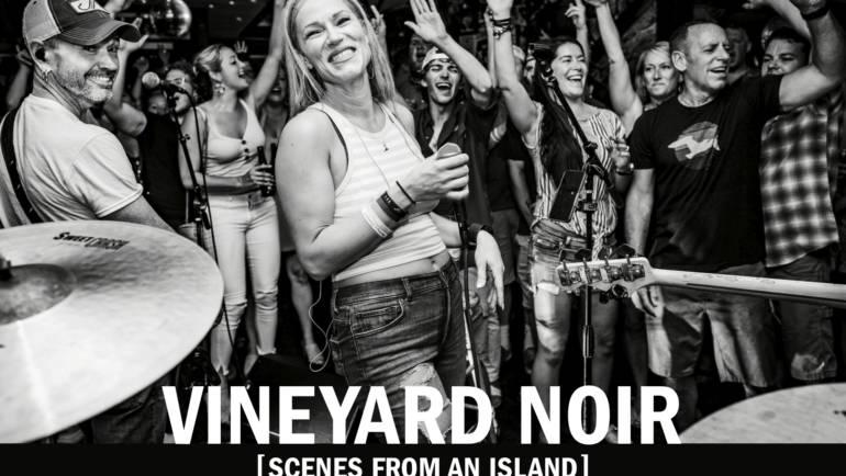 Author Talk: Jeremy Driesen and Vineyard Noir