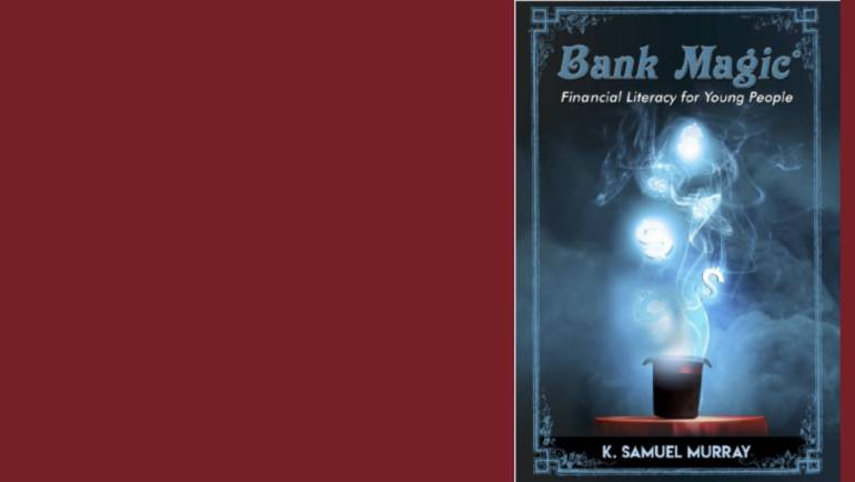 Thursday, December 20: Author Talk for Young People on Financial Literacy