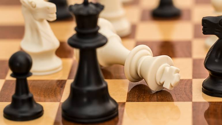 Chess for Kids with Instructor John Gallagher in March