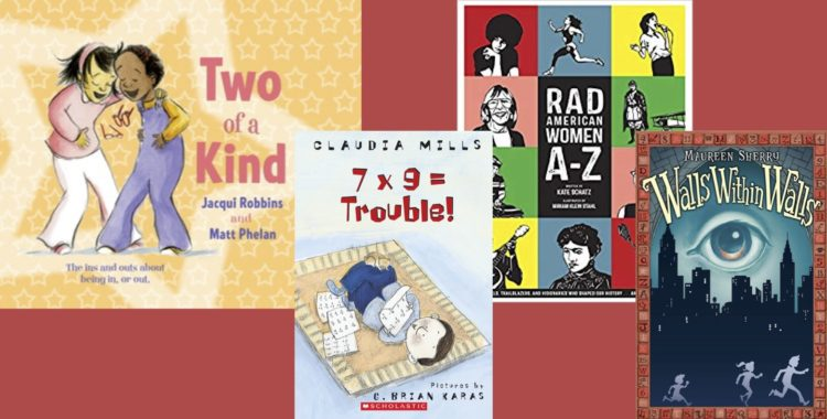 Here's What the Elementary School-Aged Book Clubs Are Reading in March!