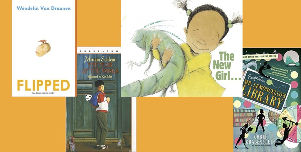 See What the Elementary School-Aged Book Clubs Are Reading in June!