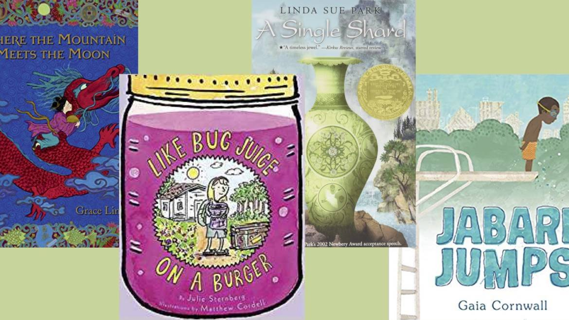 See What the Elementary-School Aged Book Clubs Are Reading in May!