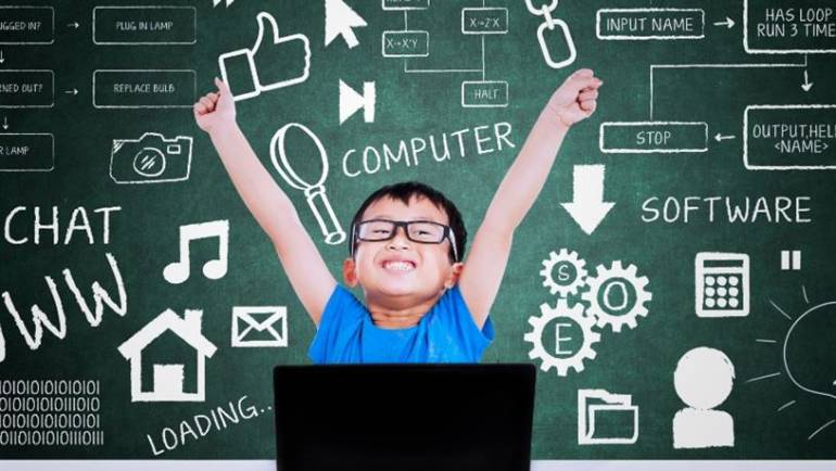 Free Coding Classes for Kids at the Library!