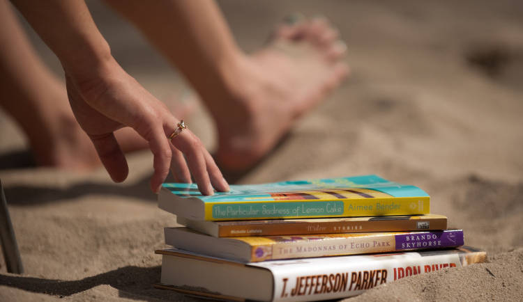 July 2014 Bookmark: What We're Reading — An Unofficial Guide to Pelham's Summer Reading