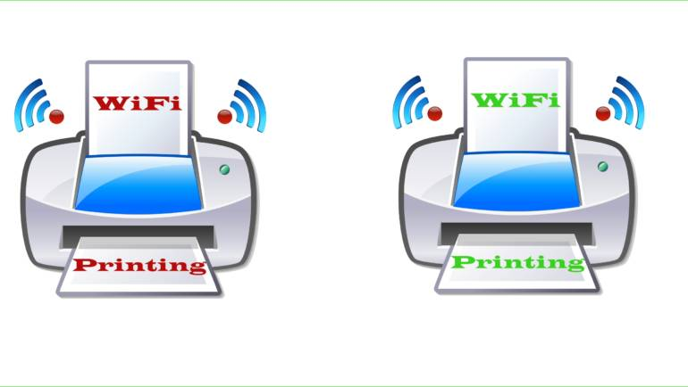 WiFi Printing Comes to the Library! Print from Your Own Device!