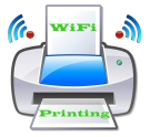 The Library now has WiFi Printing!
